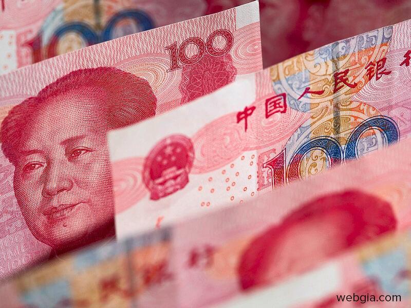 Tỷ giá CNY - Nhân dân tệ - Yuan Trung Quốc - RMB - Ren Min Bi mới nhất ngày  hôm nay - Web giá